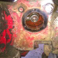 DB 950 hydrauliikka 13400493.t