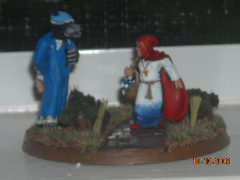 Halloween Diorama Contest DSCN0550
