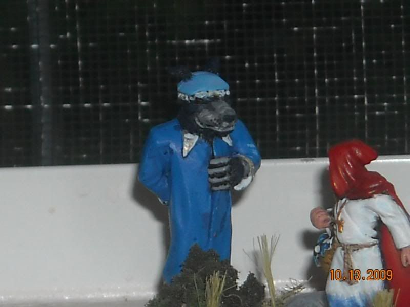 Halloween Diorama Contest DSCN0551
