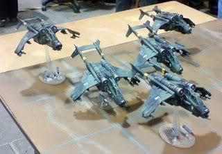 Imperial Guard Rumors. Valk-squadron