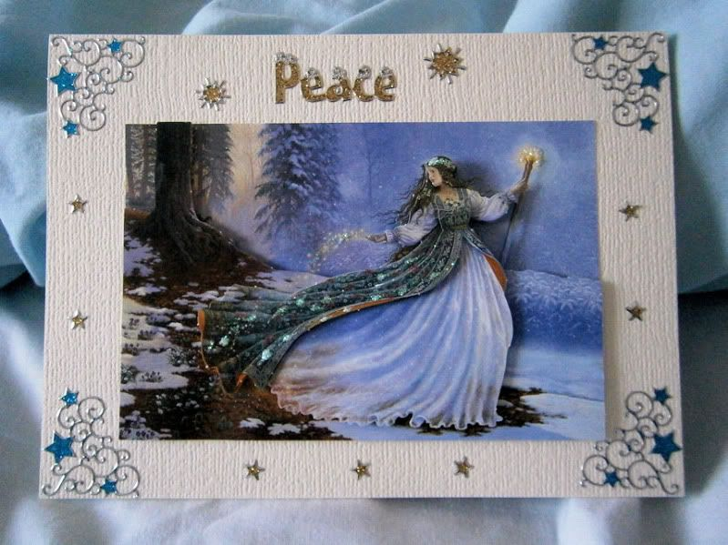 Card Crafting Peace2