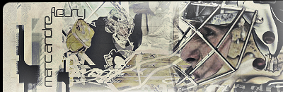 Pittsburgh Penguins. Marcandrefleury