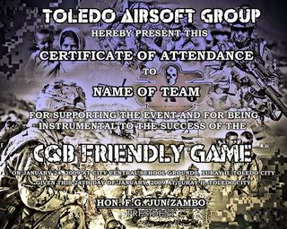 FIRST TAG ANNIVERSARY INVITIONAL FRIENDLY GAME Certpic23