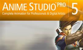 Anime Studio Pro 5 Animestudio