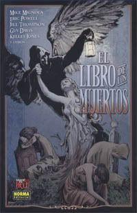 El libro de los muertos [comic] Ellibrodelosmuertos