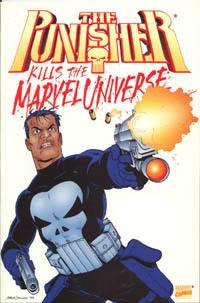 Punisher mata a todo el universo Marvel [comic] Punishermatamarvel