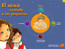 El sexo contado a los pequeños Scp