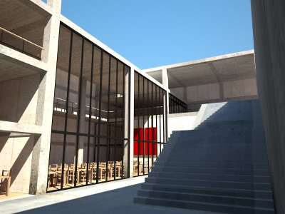 SketchUp'eur architecte -AnthO'- - Page 3 Studyhall_VRay09c_2