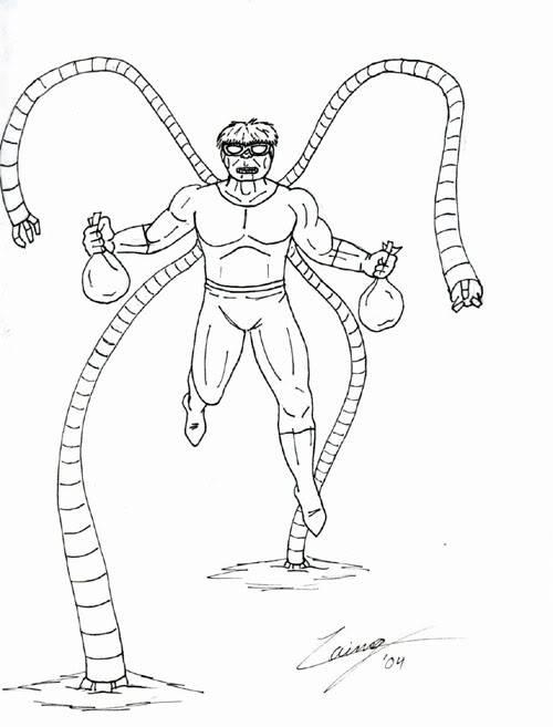 Dr OCTOPUS Dr_Octopus