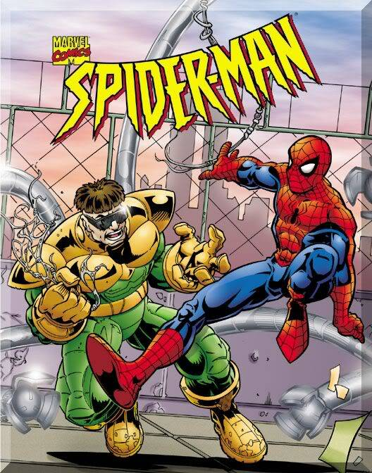 Dr OCTOPUS Spiderman_lg-3-d-New