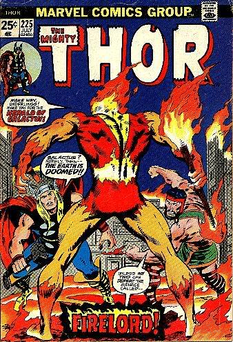 FIRELORD Thor225