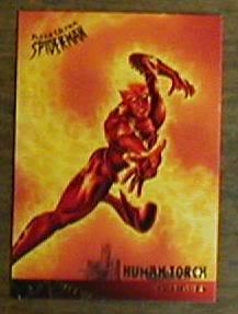 HUMAN TORCH Spmul120
