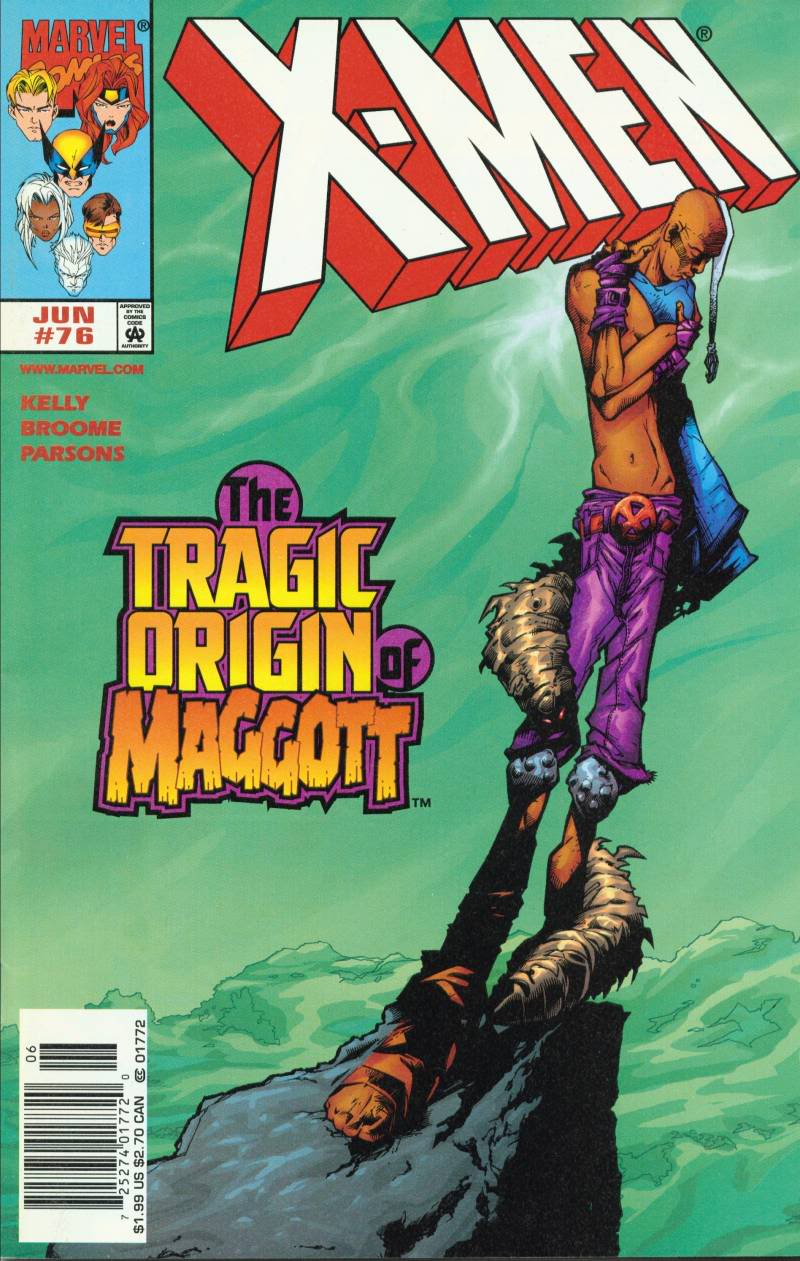 MAGGOTT Xm076