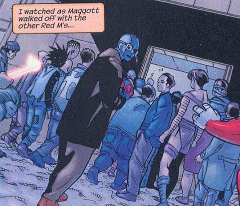 MAGGOTT Maggottdeath
