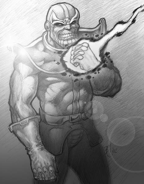 THANOS Thanos_DM2