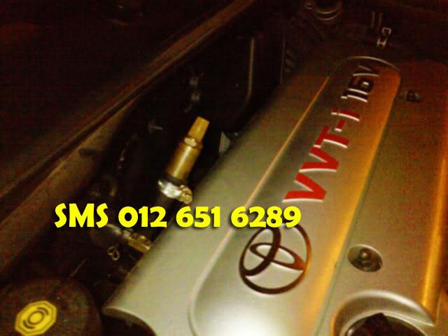 Mini Turbo Tambah Pickup! Laju Naik Bukit! Jimat Minyak! TERBAIK Utk Viva,Myvi,Alza! Camry-mini1