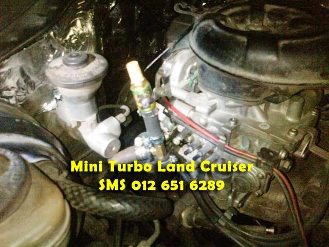 Mini Turbo Tambah Pickup! Laju Naik Bukit! Jimat Minyak! TERBAIK Utk Viva,Myvi,Alza! LandminiZ