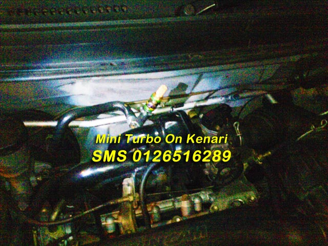 Mini Turbo Tambah Pickup! Laju Naik Bukit! Jimat Minyak! TERBAIK Utk Viva,Myvi,Alza! MiniKenari1
