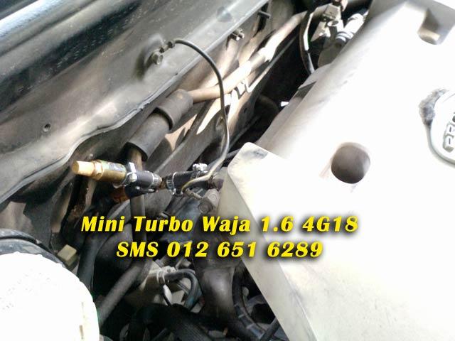 Mini Turbo Tambah Pickup! Laju Naik Bukit! Jimat Minyak! TERBAIK Utk