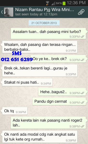Mini Turbo Tambah Pickup! Laju Naik Bukit! Jimat Minyak! TERBAIK Utk Viva,Myvi,Alza! WIRA-RANTAU22102013_zps5ea2fff4