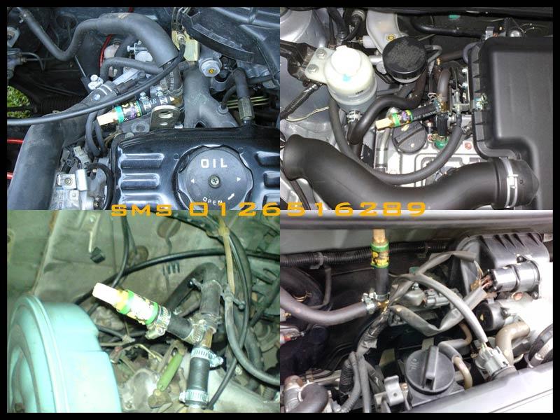 Mini Turbo Tambah Pickup! Laju Naik Bukit! Jimat Minyak! TERBAIK Utk Viva,Myvi,Alza! Mini800z