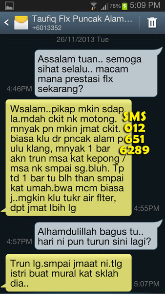 Mini Turbo Tambah Pickup! Laju Naik Bukit! Jimat Minyak! TERBAIK Utk Viva,Myvi,Alza! TaufiqFLX25112013_zps5000db60