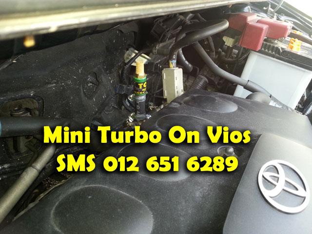 Mini Turbo Tambah Pickup! Laju Naik Bukit! Jimat Minyak! TERBAIK Utk Viva,Myvi,Alza! ViosZ_zpsb686a301