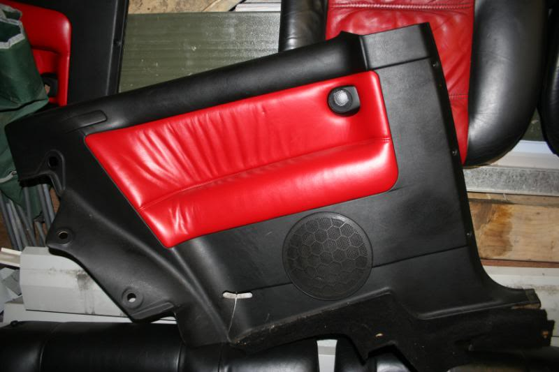 Golf  mk3 Leather Interior 3dr 008-2