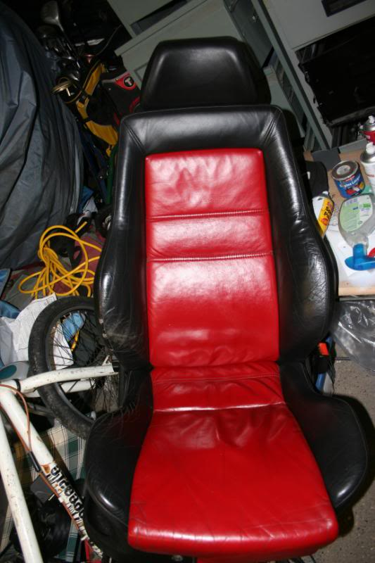 Golf  mk3 Leather Interior 3dr 009-2