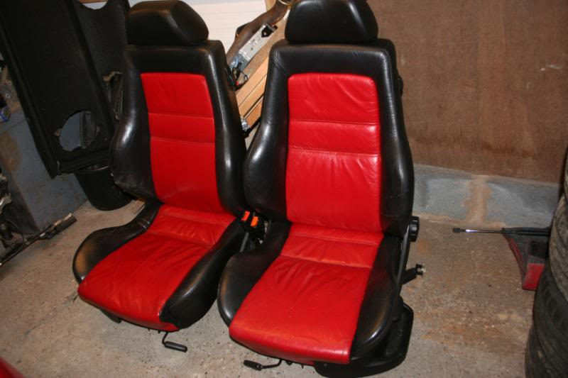 Golf  mk3 Leather Interior 3dr 014-2
