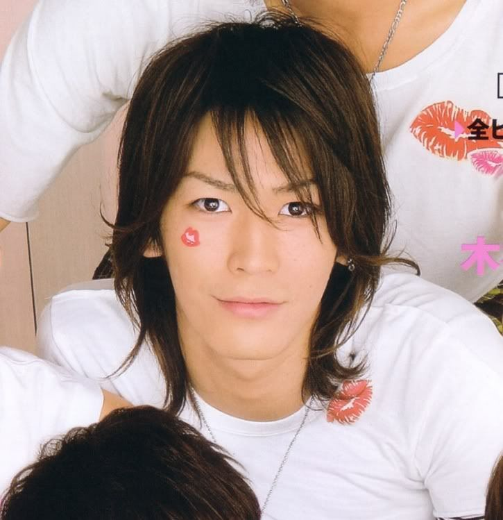Favorite Kame Hairstyles Kazu5