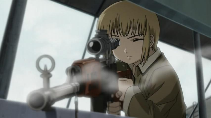 احلى صور اليكم يابنات تعالوو Gunslingergirlsniper