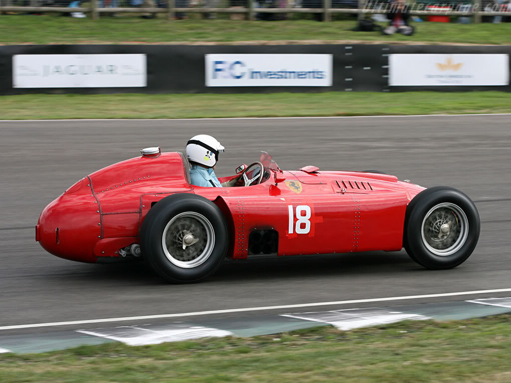 Open Wheel Car of the day. - Page 2 Ferrari-Lancia-D50_5