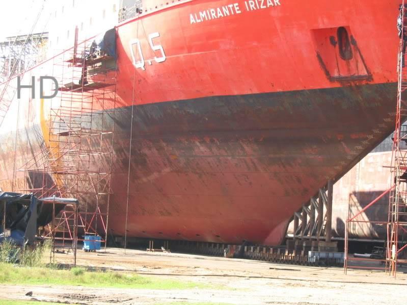 Rompehielos ARA Almirante Irizar Varias003
