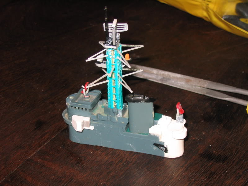 Modelismo Naval - Armada Argentina Independencia001
