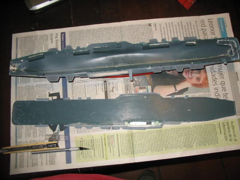 Modelismo Naval - Armada Argentina Independencia010