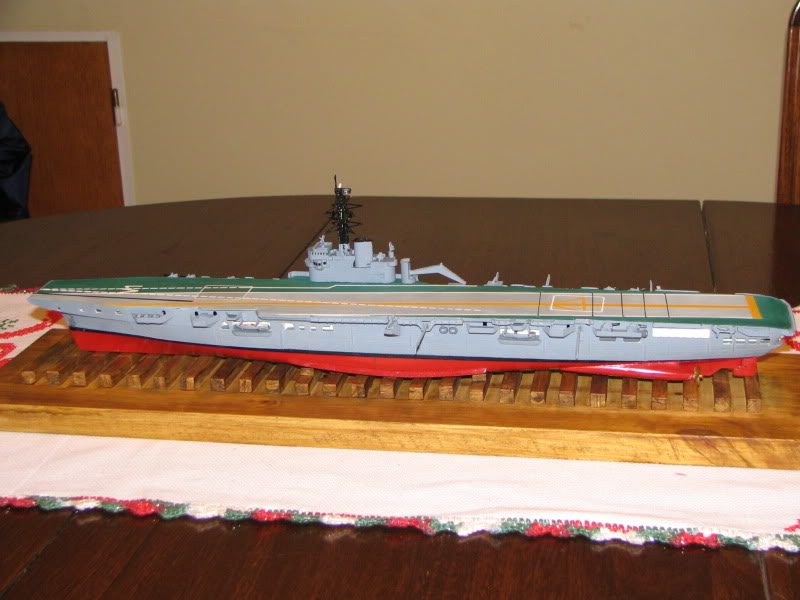 Modelismo Naval - Armada Argentina Independencia047