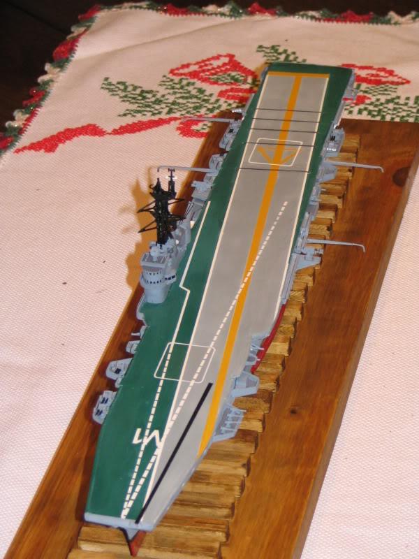 Modelismo Naval - Armada Argentina Independencia053
