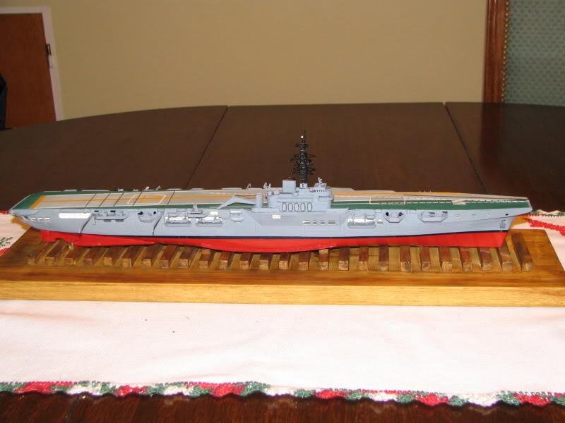 Modelismo Naval - Armada Argentina Independencia056