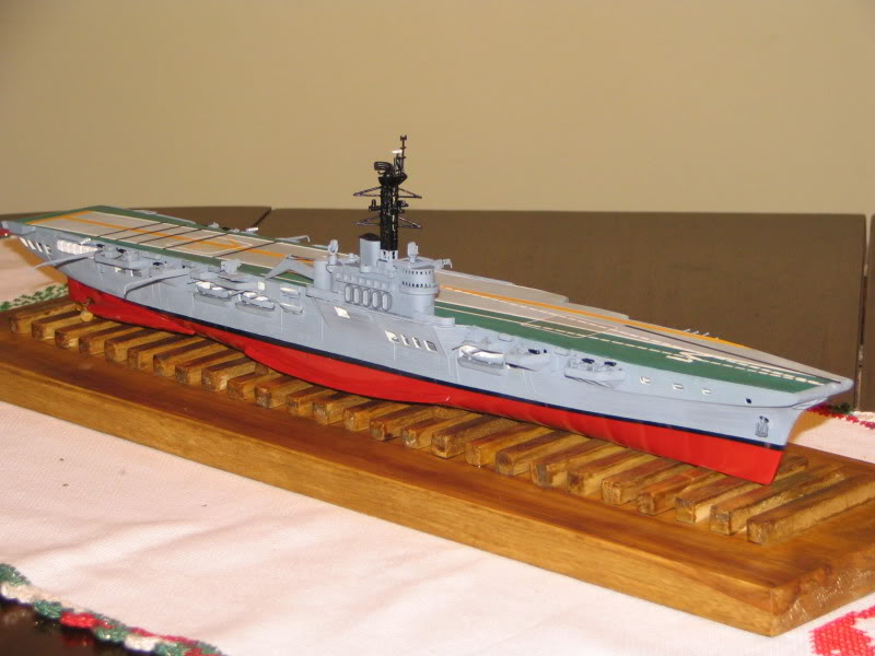Modelismo Naval - Armada Argentina Independencia057