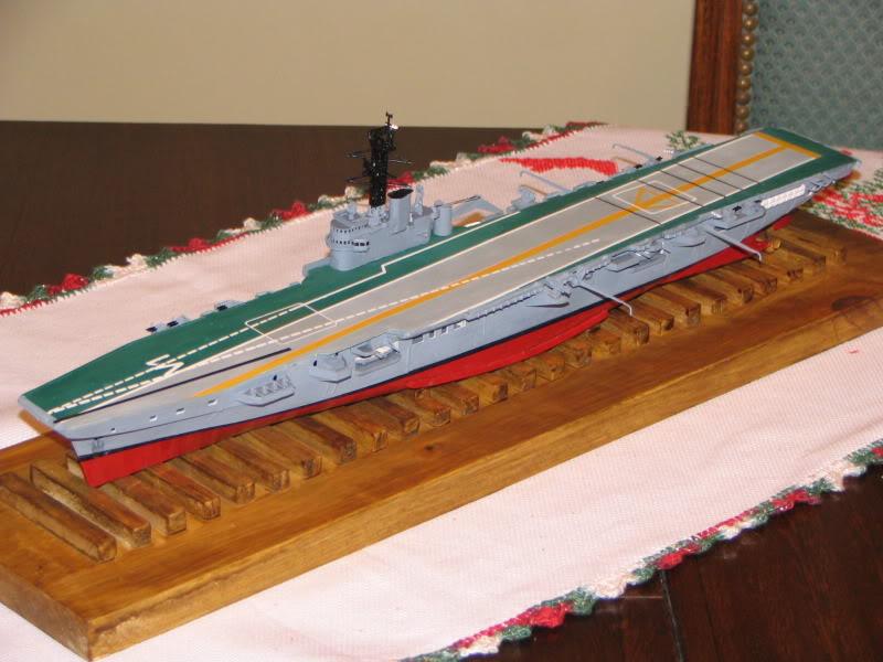 Modelismo Naval - Armada Argentina Independencia059