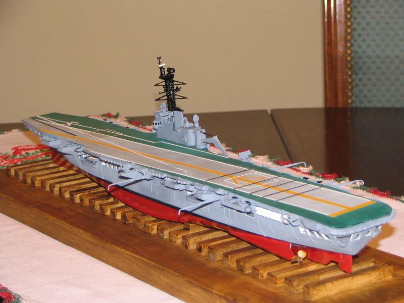 Modelismo Naval - Armada Argentina Independencia060