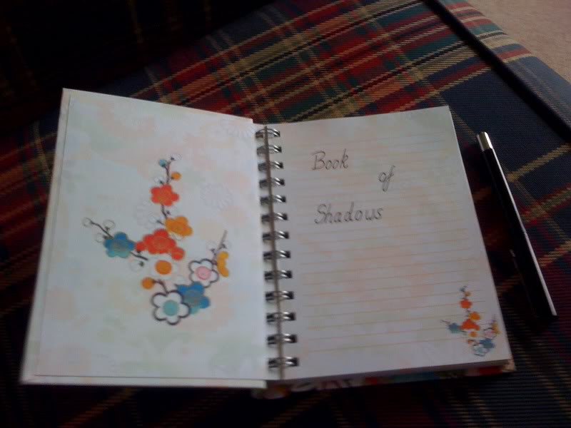 Whats in your book of shadows? the basics Photo3