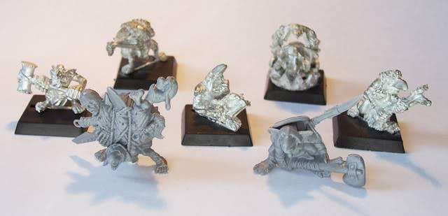 Gnoblar Miniatures Gnobblars01
