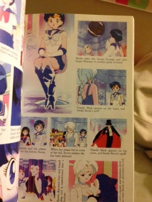 Japanese Sailor moon Trading Cards and Books for sale! Photo2_zps2bcbbf23