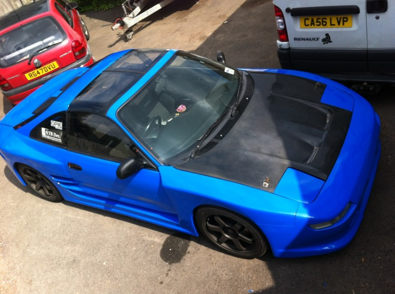 Rev1 TRD Turbo BlueTRD-1