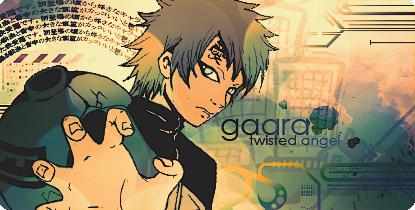 Dégoté du Web GaaraTwisted