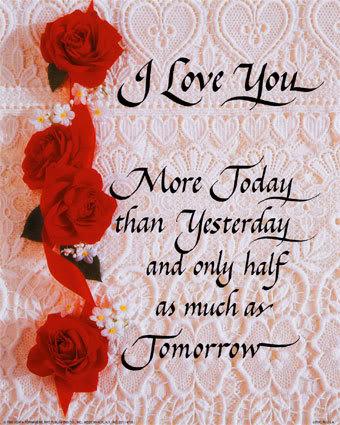 Poruči mi stihom, hoću da te osetim romantikom  - Page 6 I-Love-You-More