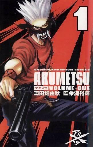 le super heros que vous voudriez devenir ? Akumetsu
