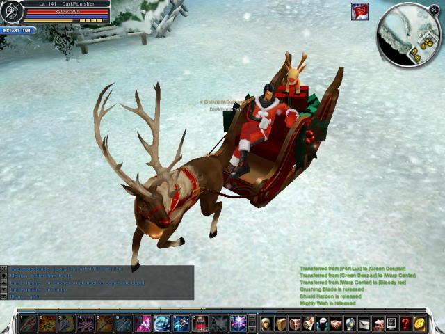 I jaked santas ride im on the naughty list now CabalVer99-091216-0749-0000